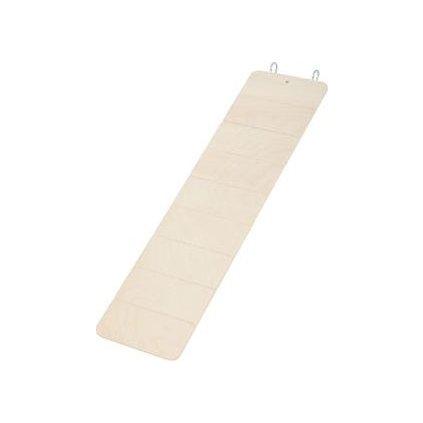 Žebřík pro hlodavce dřevěný 45x11,5cm Zolux