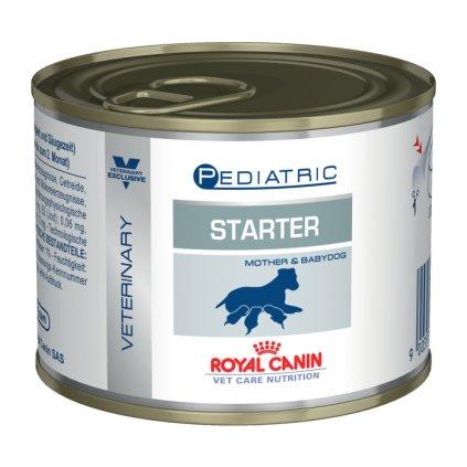 Veterinary Diet Dog  Pediatric Starter Mousse Can-0.195Kg
