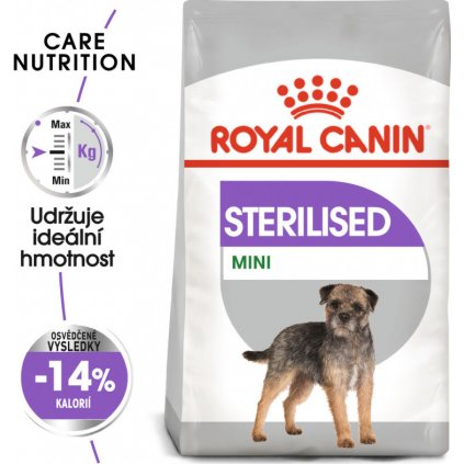 Mini Sterilised-3Kg
