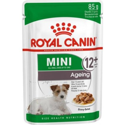 Royal Canin - Canine kaps. Mini Ageing 85 g