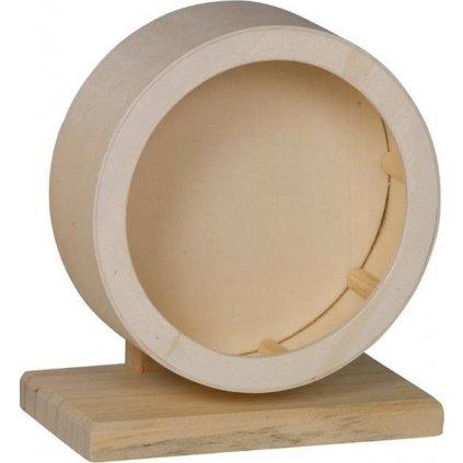 Kolotoč dřevo pro hlodavce Nobby  prům. 15cm