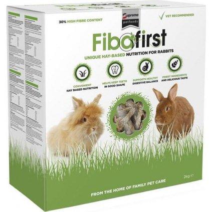 Supreme Selective Naturals FibaFirst Rabbit – králík 2 kg