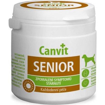 Canvit Senior pro psy NOVÝ tbl 100 g