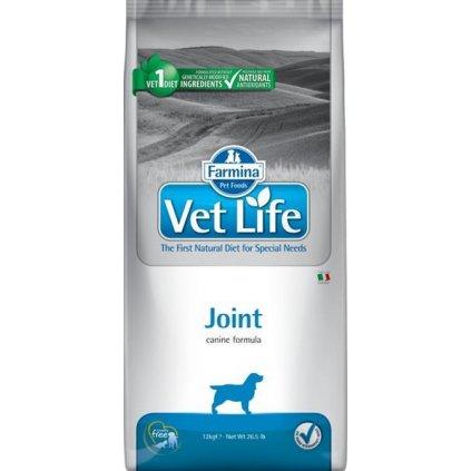 Vet Life Natural Canine Dry Joint 12 kg