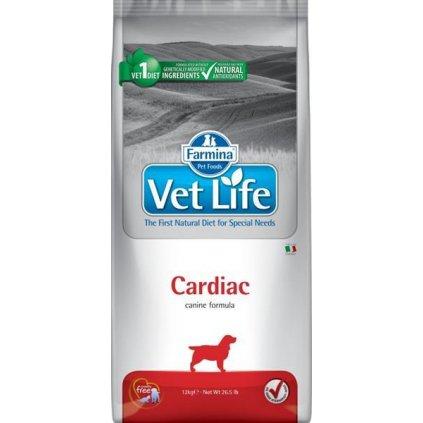 Vet Life Natural Canine Dry Cardiac 10 kg