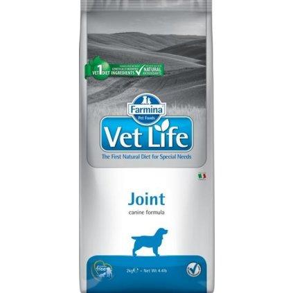 Vet Life Natural Canine Dry Joint 2 kg