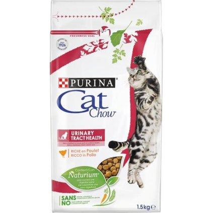 Purina Cat Chow Urinary Tract Health kuře 1,5 kg