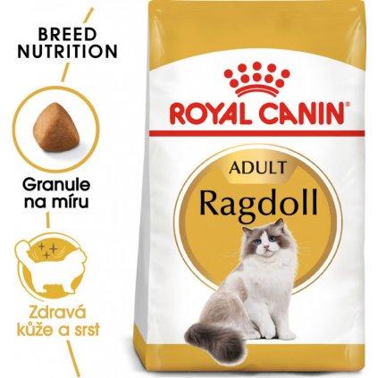 Ragdoll Adult-10Kg