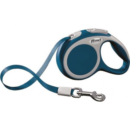 Flexi Vario XS pásek 3 m modré 12 kg