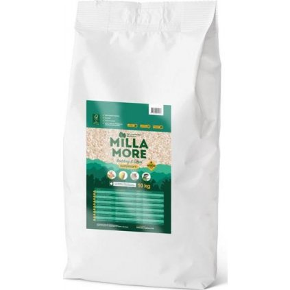 Podestýlka hlod.štěpky osika MillaMore Supersoft 50l/10kg