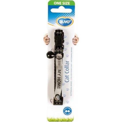 Obojek cat DUVO+ reflexní se štítkem adresa 20-30cm/10mm
