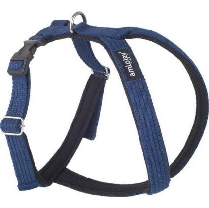 Postroj soft Cotton 62x69-93 blue amiplay