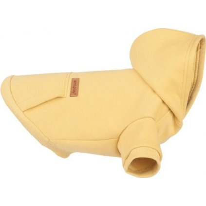 Obleček-Mikina Texas 35cm yellow amiplay