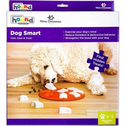 Hračka plast interaktivní Smart RW červená 1 ks