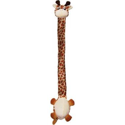 Hračka plyš Danglers Žirafa Kong