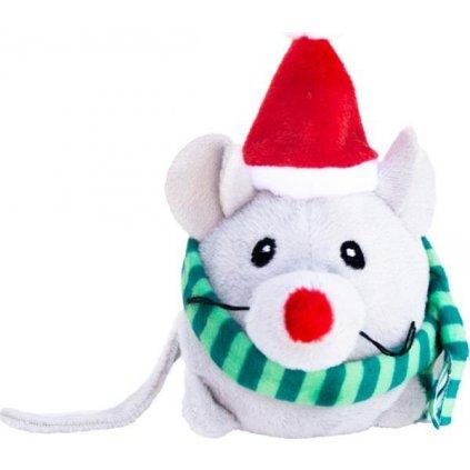 Hračka cat vánoč. Crackles mix postavy Kong