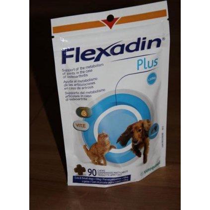 Flexadin Plus pro malé psy a kočky žvyk.tbl 90 tbl