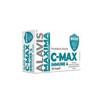 Alavis Maxima C-MAX immune 4 cps 30