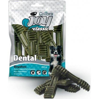 Calibra Dog Joy Classic Dental Brushes 250 g NOVÝ