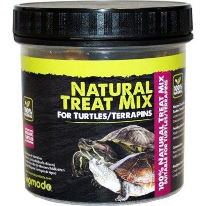 Komodo Natural Treat Mix - vodní želva, přírodní pamlsek 40g