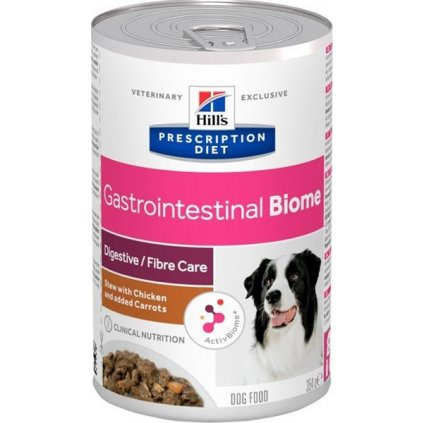 Hill's Prescription Diet Canine GI Biome Stew - konzerva 354 g
