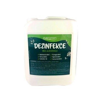 Evergreen Bio dezinfekční roztok kanystr 5l