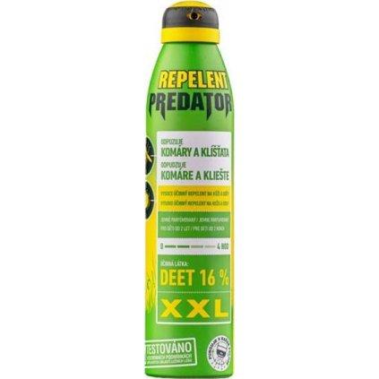 PREDATOR repelent spray XXL 300ml 16%DEET