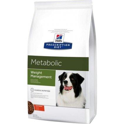 Hill's Prescription Diet Canine Metabolic Dry 4 kg