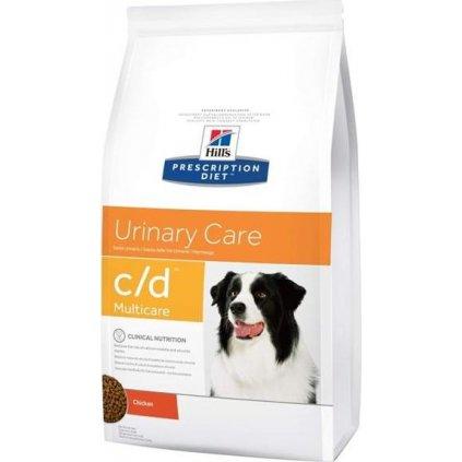 Hill's Prescription Diet Canine C/D Dry Multicare 5 kg