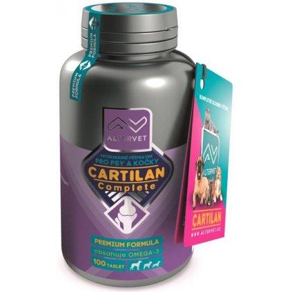CARTILAN COMPLETE 100tbl Altervet- doprodej