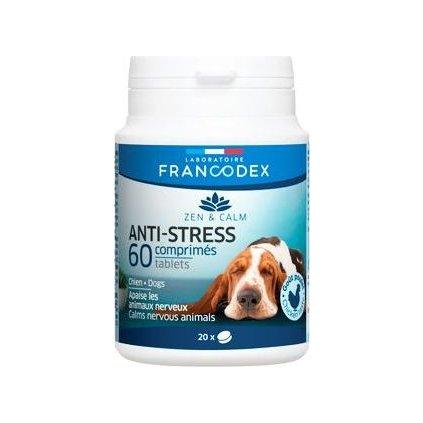 Francodex Anti-stress pes, kočka 60tbl- doprodej