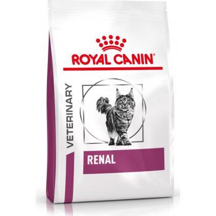 Veterinary Diet Cat Renal-0.4Kg