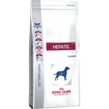 Veterinary Diet Dog Hepatic-12Kg