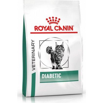 Veterinary Diet Cat Diabetic-3.5Kg