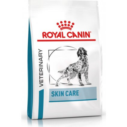 Veterinary Health Nutrition Dog Skin Care Adult-11Kg