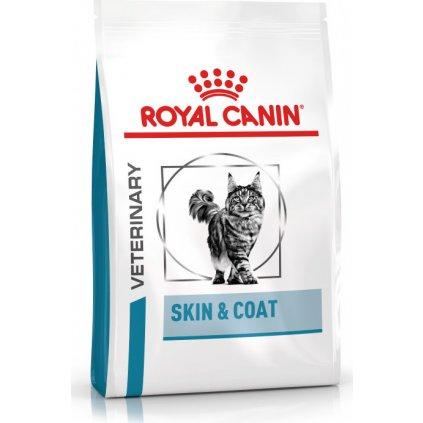 Veterinary Health Nutrition Cat Skin & Coat 1,5Kg