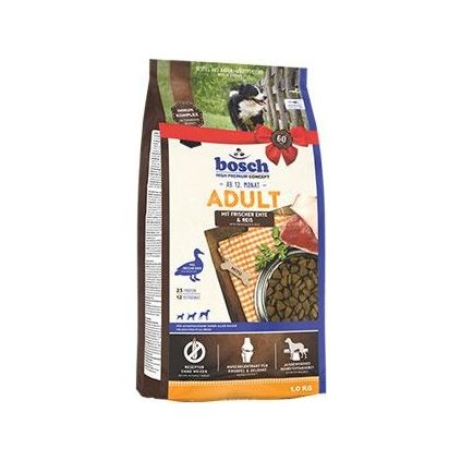 Bosch Dog Adult Duck & Rice 1kg