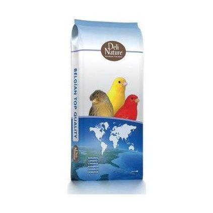 Krmivo pro ptáky Canaries Basic 4kg