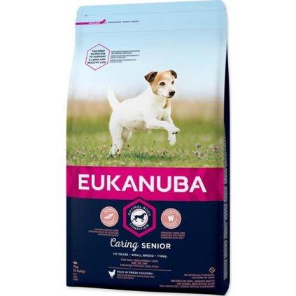 Eukanuba Senior Small Breed 3 kg