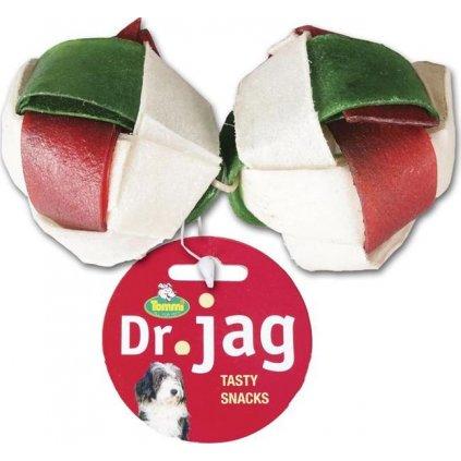 Dr. Jag Dentální splétané míčky velké 1x2ks