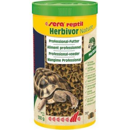 Sera Profesional Herbivor Nature - plaz 1000 ml