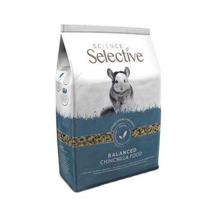 Supreme Selective Chinchilla činčila krm. 1,5kg