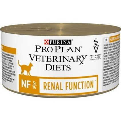 Purina PPVD Feline - NF Renal Function 195 g konzerva