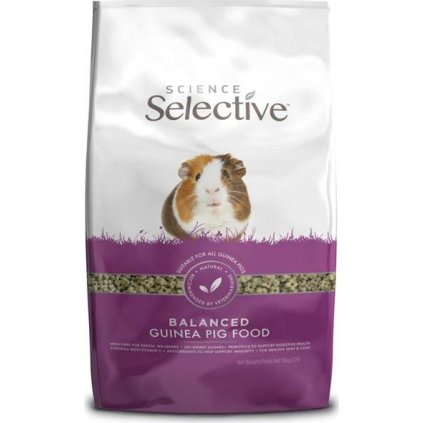 Supreme Science®Selective Guinea Pig - morče 10 kg