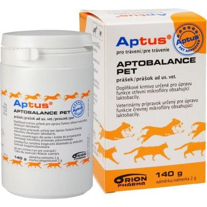 Aptus Aptobalance Pet plv 140g