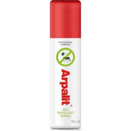 Arpalit Bio repelent proti komárům a klíšťatům spr 150 ml