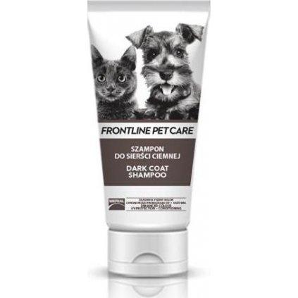 Frontline PET Care Šampon na tmavou srst 200ml