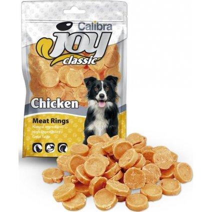Calibra Dog Joy Classic Chicken Rings 80g