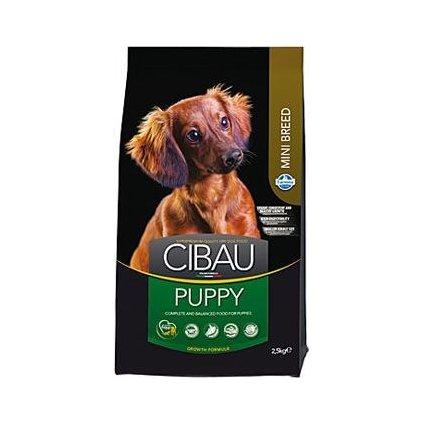 CIBAU Puppy Mini 2,5kg