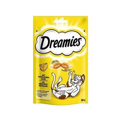 Dreamies kočka pochoutka sýrová 60g